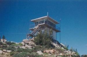 Tripod Peak Lookout
