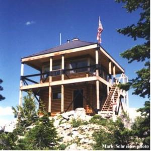 Miners Peak Lookout