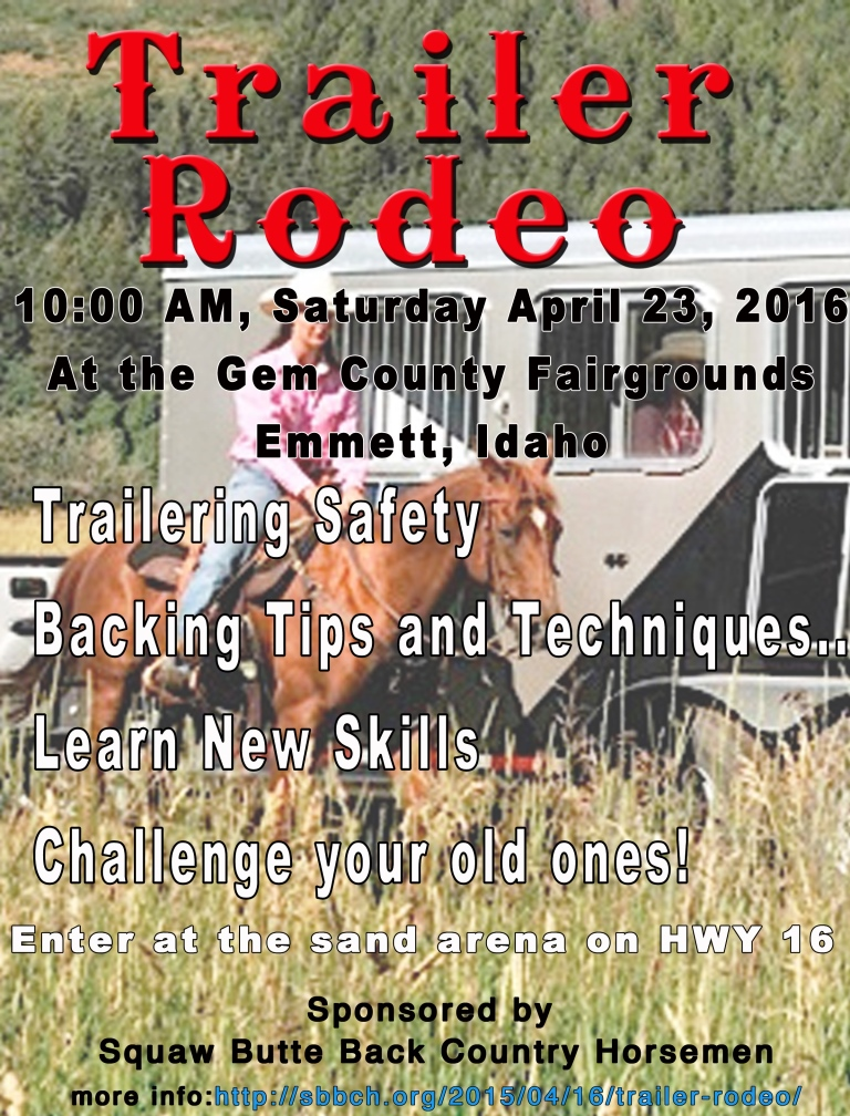 Trailer Rodeo