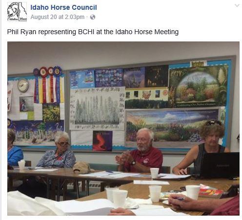IHC Meeting